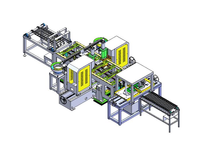 襄阳冰箱生产线