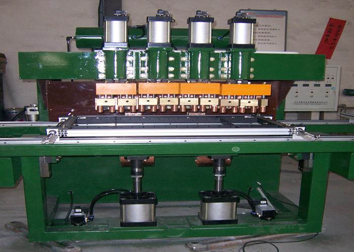 电阻焊自动化焊接专机